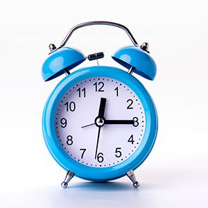 Table Alarm Clock
