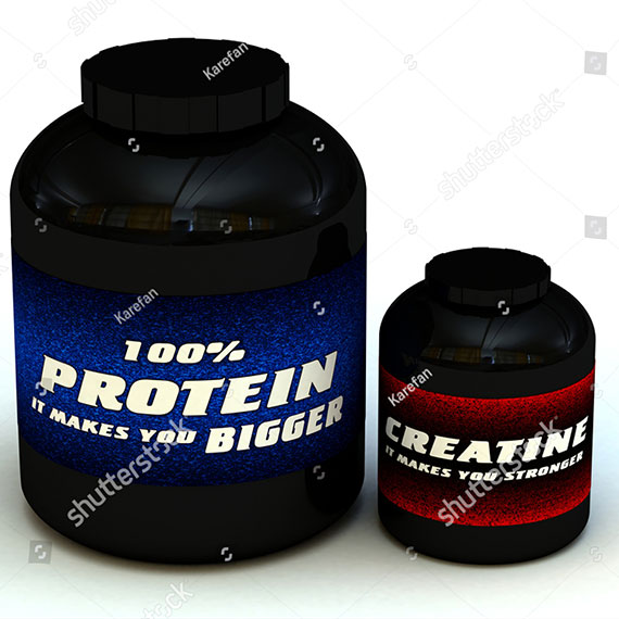 Protein Bigger