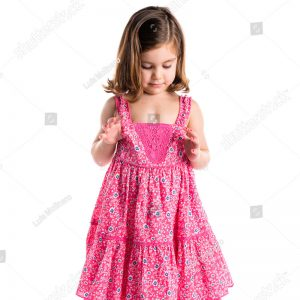 Baby Multi Floral Dress