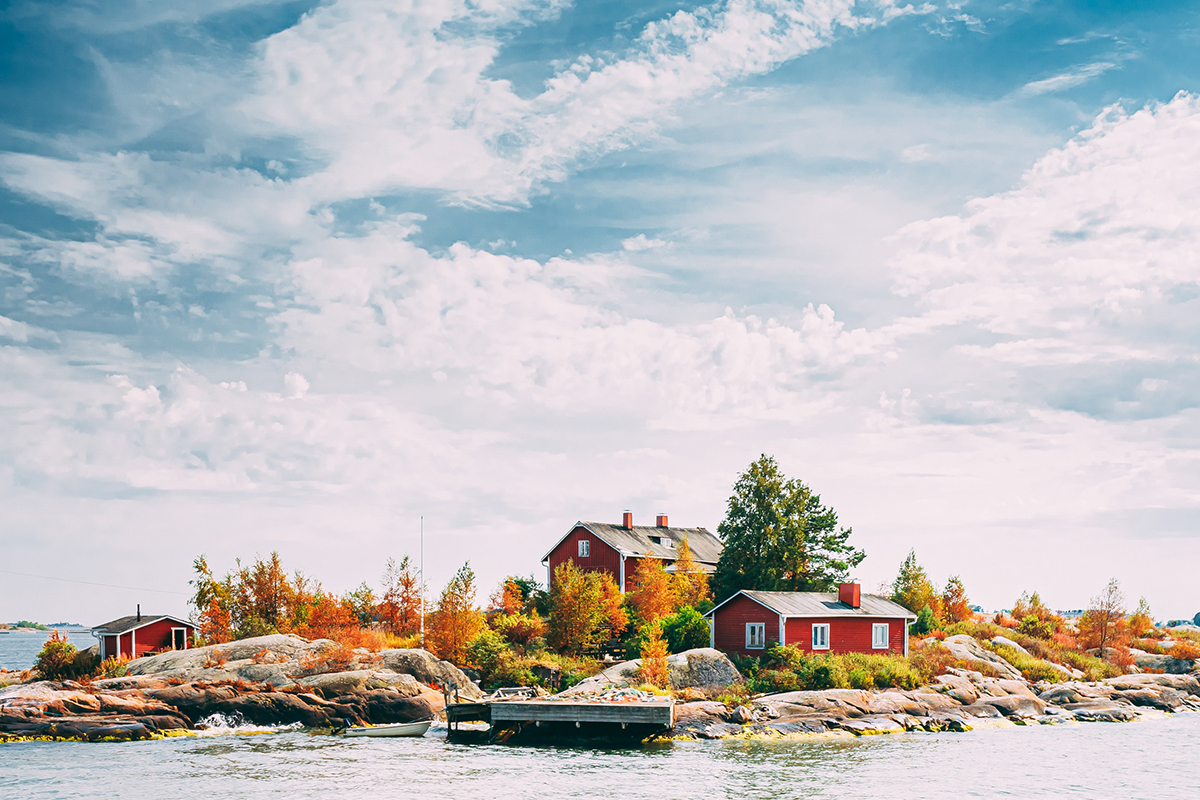 Finlands House Accommodation for Rent.