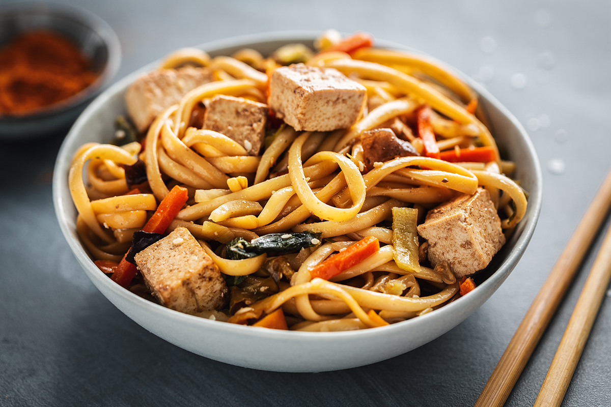 Asian-noodles-with-cheese