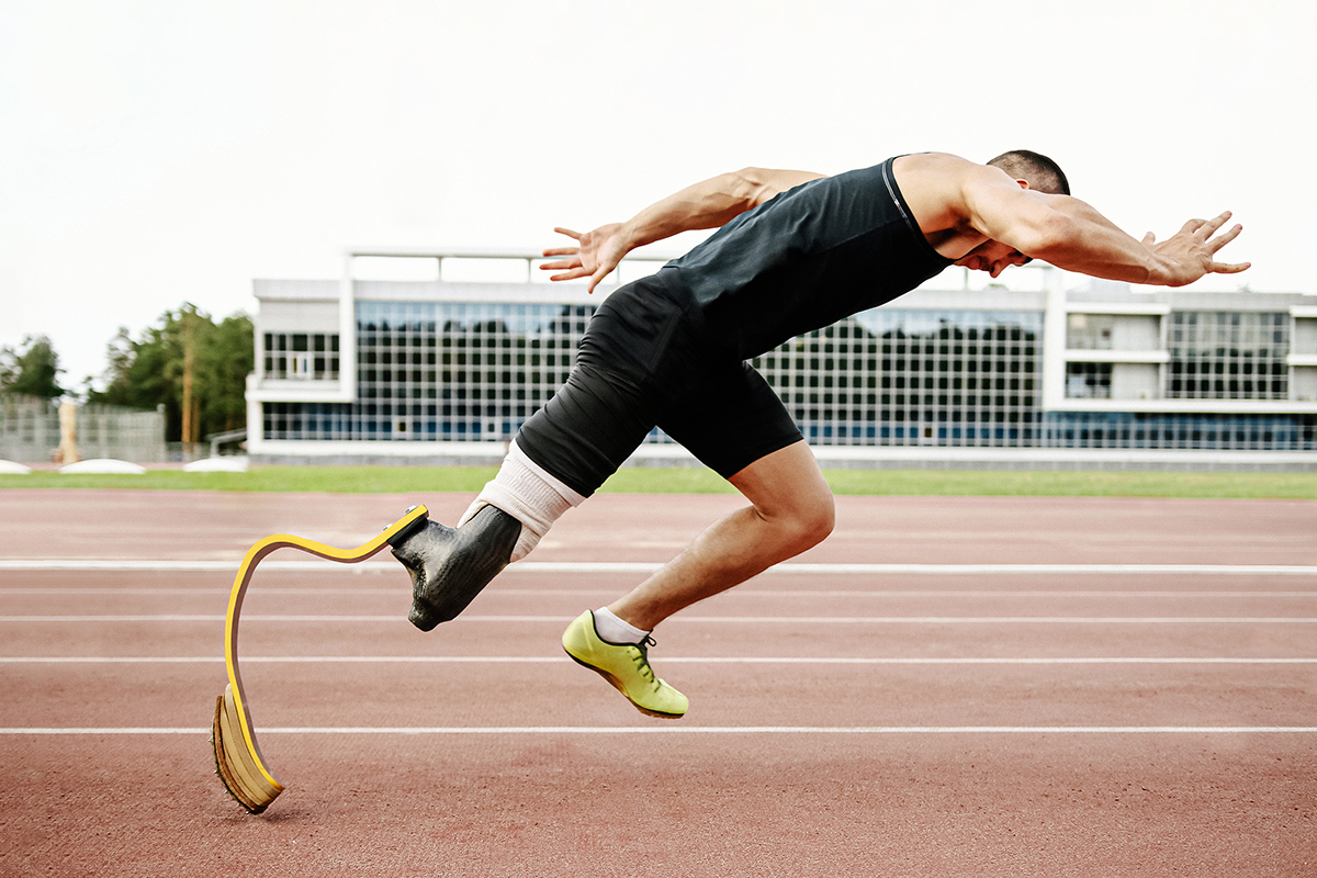 Start disabled runner on track